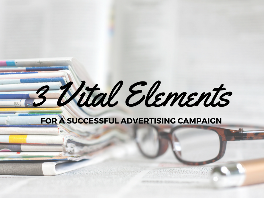 Consistency Is Key: The Three Vital Elements Of A Successful Advertising Campaign