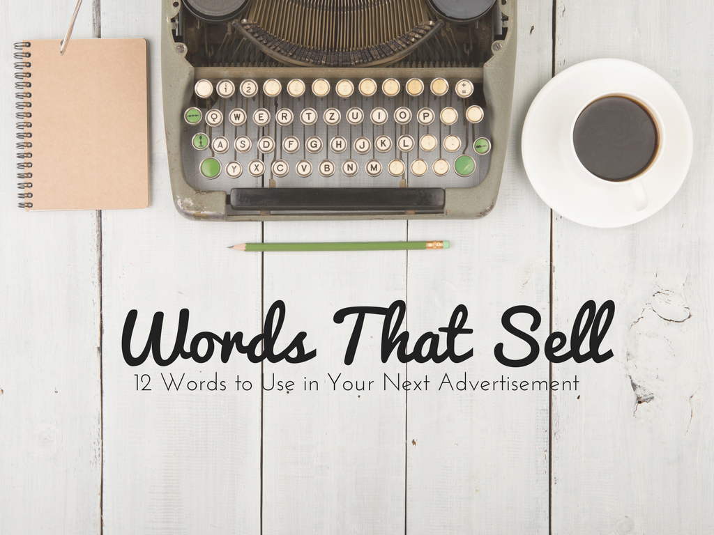 Words To Use In Your Next Advertisement