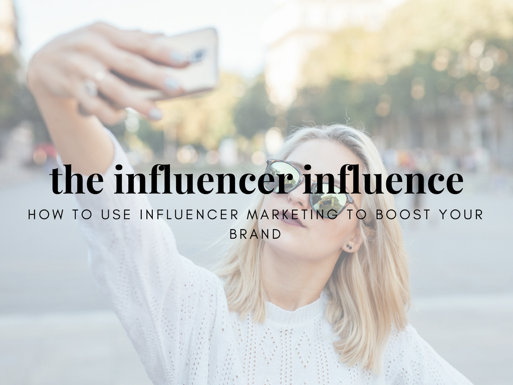 The Influencer Influence: How To Build Your Brand With Influencer Marketing